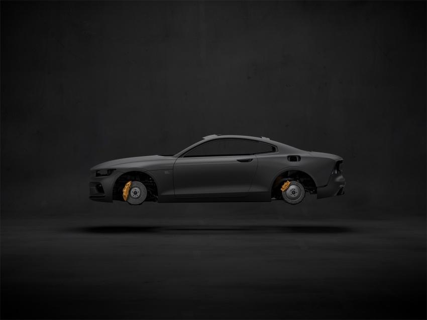 Polestar 1 debuts as 600 hp, 1,000 Nm PHEV coupe; Polestar 2 EV sedan to take on Tesla Model 3 in 2019 Image #725403