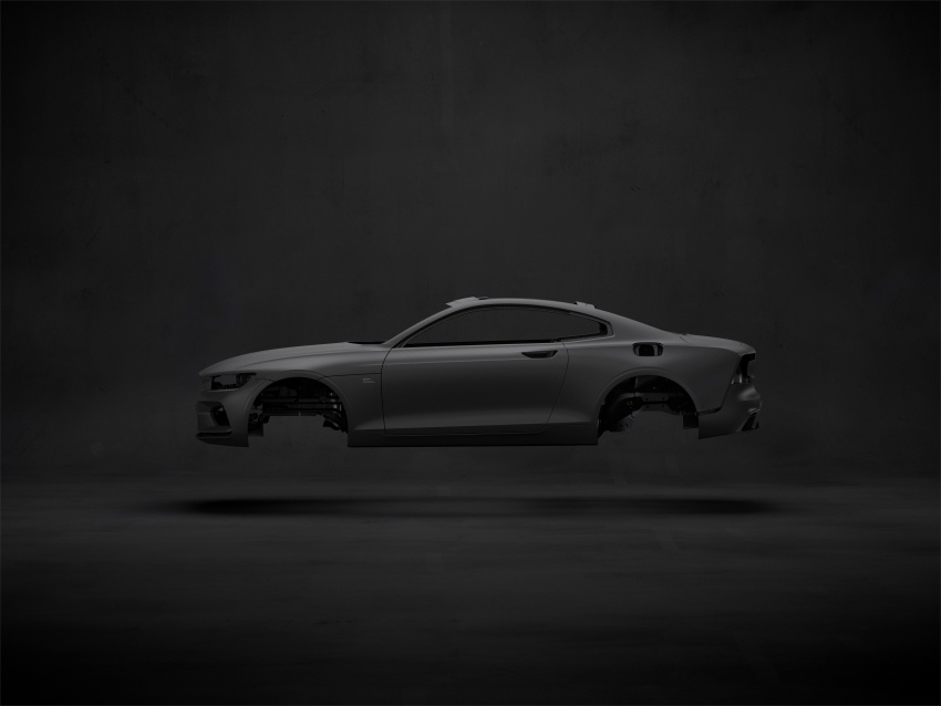 Polestar 1 debuts as 600 hp, 1,000 Nm PHEV coupe; Polestar 2 EV sedan to take on Tesla Model 3 in 2019 Image #725404