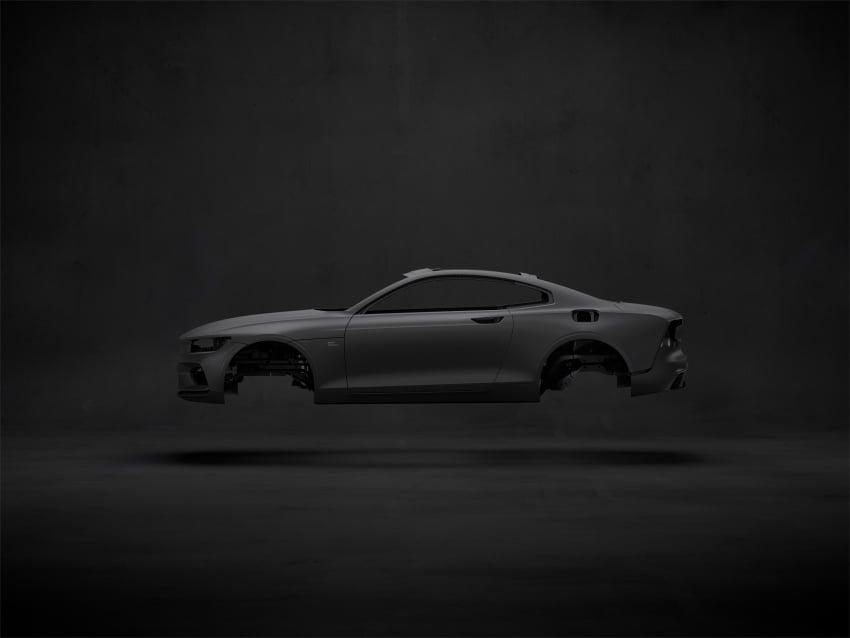 Polestar 1 debuts as 600 hp, 1,000 Nm PHEV coupe; Polestar 2 EV sedan to take on Tesla Model 3 in 2019 Image #725404