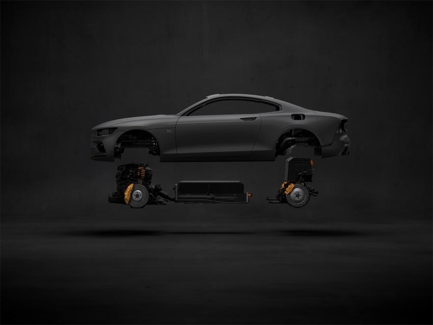 Polestar 1 debuts as 600 hp, 1,000 Nm PHEV coupe; Polestar 2 EV sedan to take on Tesla Model 3 in 2019 Image #725405