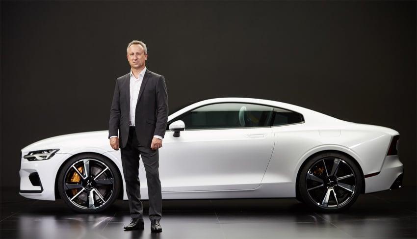 Polestar 1 debuts as 600 hp, 1,000 Nm PHEV coupe; Polestar 2 EV sedan to take on Tesla Model 3 in 2019 Image #725408