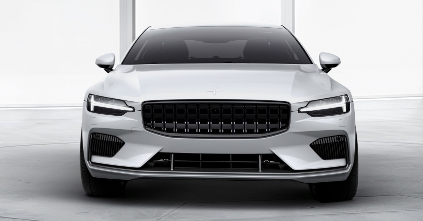 Polestar 1 debuts as 600 hp, 1,000 Nm PHEV coupe; Polestar 2 EV sedan to take on Tesla Model 3 in 2019 Image #725392