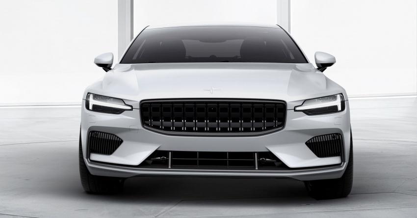 Polestar 1 debuts as 600 hp, 1,000 Nm PHEV coupe; Polestar 2 EV sedan to take on Tesla Model 3 in 2019 Image #725392
