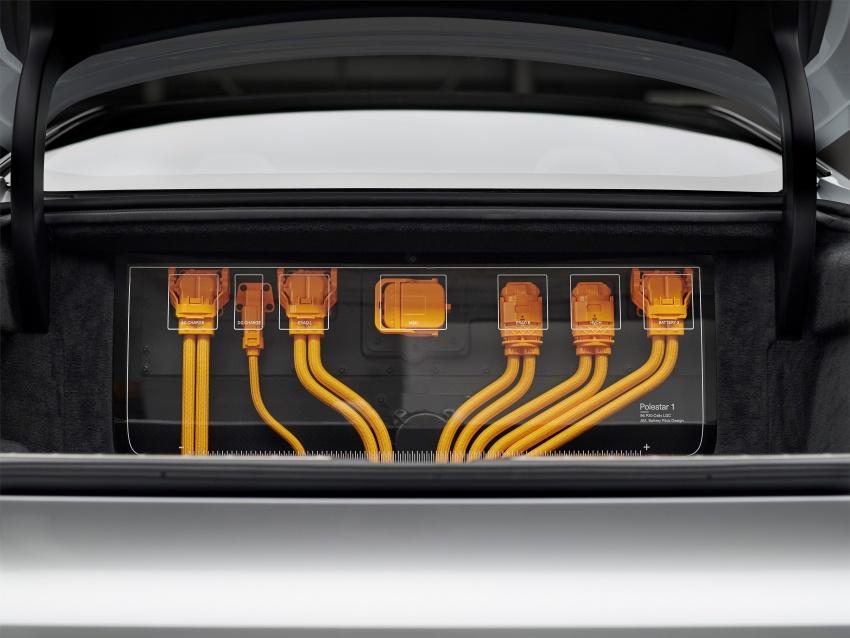 Polestar 1 debuts as 600 hp, 1,000 Nm PHEV coupe; Polestar 2 EV sedan to take on Tesla Model 3 in 2019 Image #725394