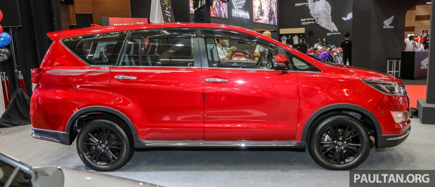 GALLERY: Toyota Innova 2.0X – priced at RM132,800 Image #758829