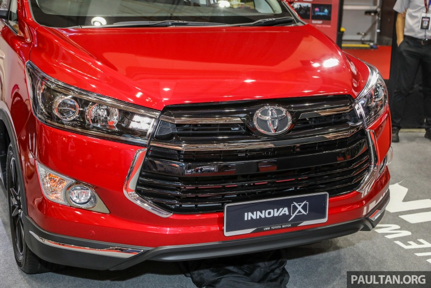 GALLERY: Toyota Innova 2.0X – priced at RM132,800 Image #758832