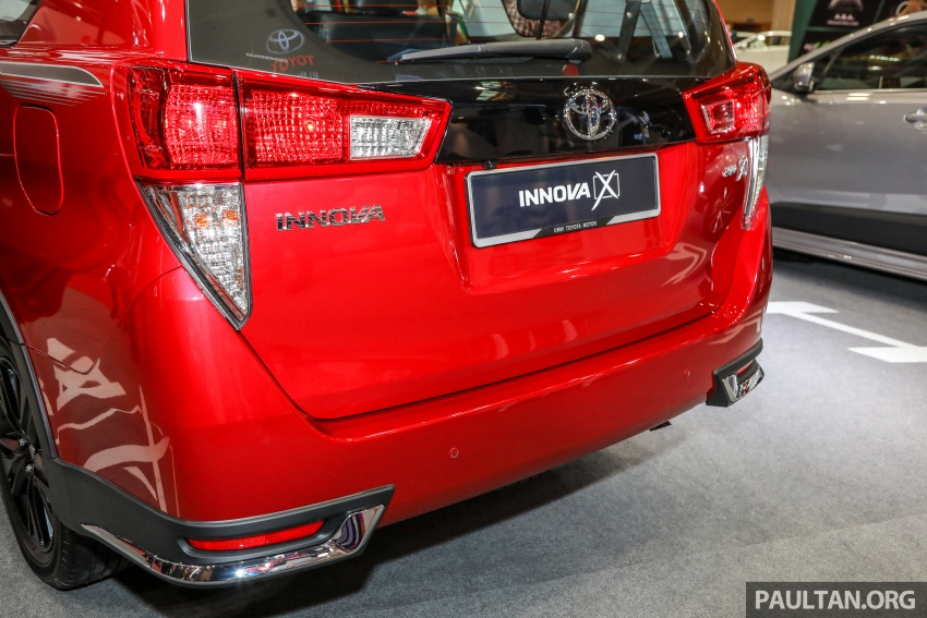 GALLERY: Toyota Innova 2.0X – priced at RM132,800 Image #758833