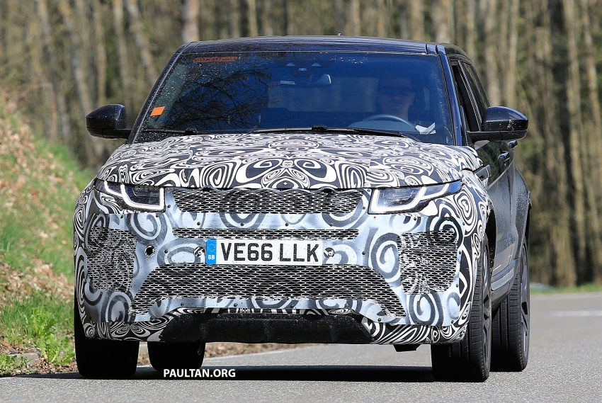 Range Rover Evoque to spawn plug-in hybrid – report Image #721160