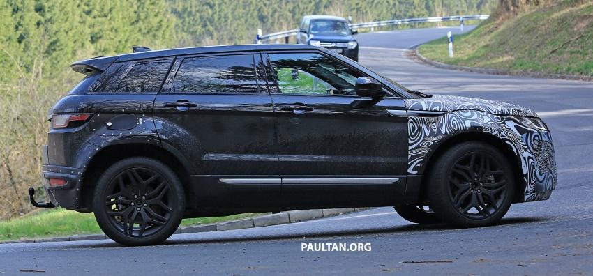 Range Rover Evoque to spawn plug-in hybrid – report Image #721164