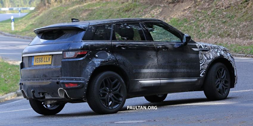 Range Rover Evoque to spawn plug-in hybrid – report Image #721165