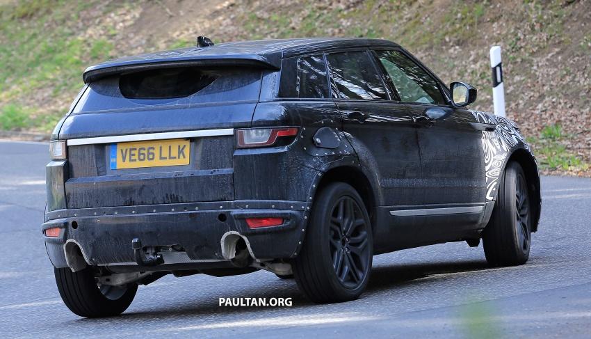 Range Rover Evoque to spawn plug-in hybrid – report Image #721166