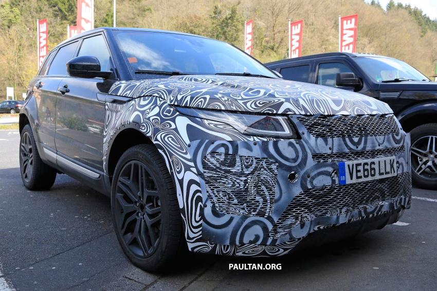 Range Rover Evoque to spawn plug-in hybrid – report Image #721169