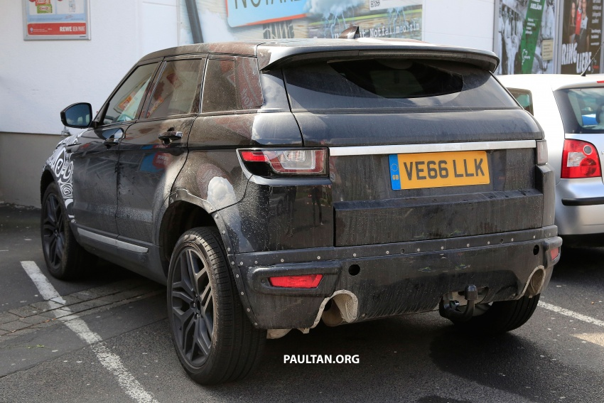 Range Rover Evoque to spawn plug-in hybrid – report Image #721173