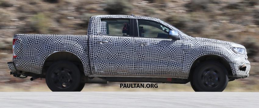 SPIED: 2019 Ford Ranger for US market caught testing Image #723943