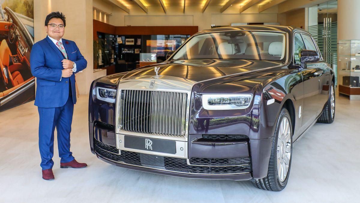 bca3e7267a79 FIRST LOOK  2018 Rolls-Royce Phantom in Malaysia - RM2.2 mil