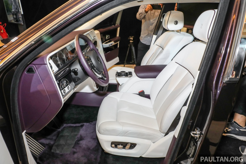 2018 Rolls-Royce Phantom debuts in Malaysia – 6.75 litre V12, 563 hp, 900 Nm, RM2.2mil excluding taxes Image #724537