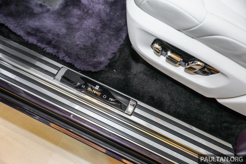2018 Rolls-Royce Phantom debuts in Malaysia – 6.75 litre V12, 563 hp, 900 Nm, RM2.2mil excluding taxes Image #724540