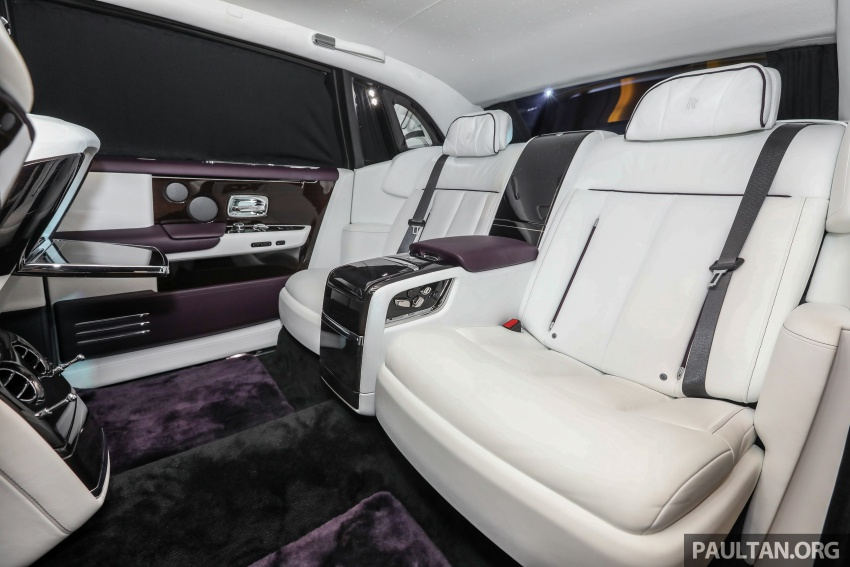 2018 Rolls-Royce Phantom debuts in Malaysia – 6.75 litre V12, 563 hp, 900 Nm, RM2.2mil excluding taxes Image #724549