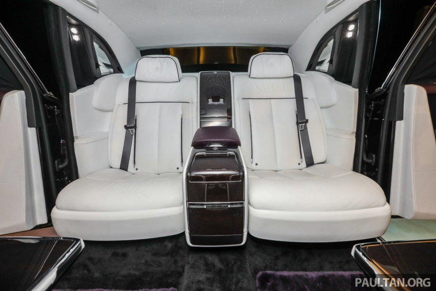 2018 Rolls-Royce Phantom debuts in Malaysia – 6.75 litre V12, 563 hp, 900 Nm, RM2.2mil excluding taxes Image #724550