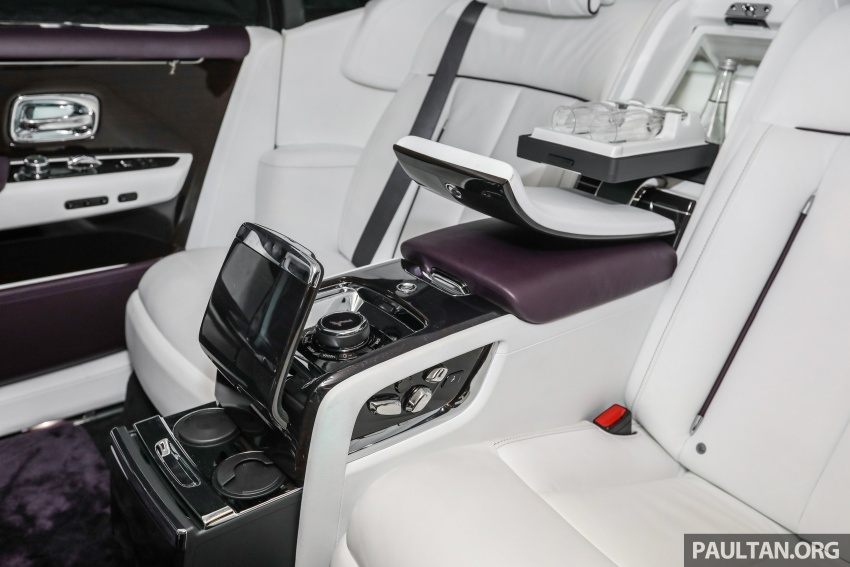 2018 Rolls-Royce Phantom debuts in Malaysia – 6.75 litre V12, 563 hp, 900 Nm, RM2.2mil excluding taxes Image #724554