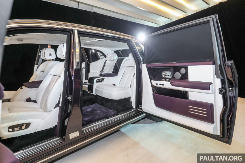 2018 Rolls-Royce Phantom debuts in Malaysia – 6.75 litre V12, 563 hp, 900 Nm, RM2.2mil excluding taxes Image #724560