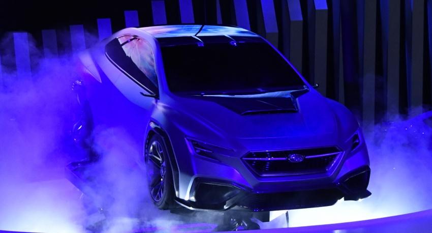 Tokyo 2017: Subaru Viziv Performance – next WRX? Image #728019