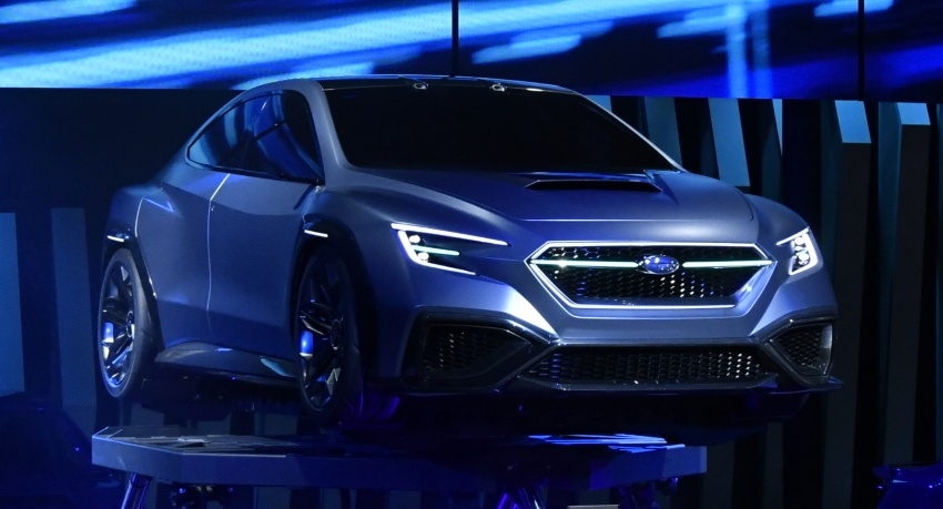 Tokyo 2017: Subaru Viziv – WRX generasi seterusnya? Image #728213