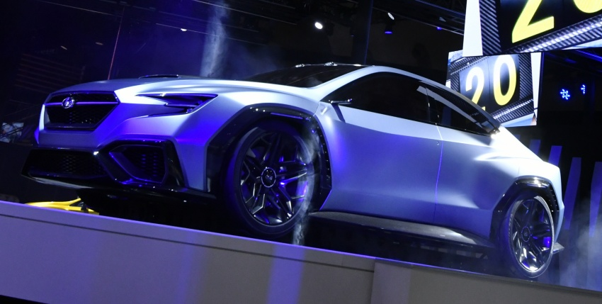 Tokyo 2017: Subaru Viziv Performance – next WRX? Image #728023