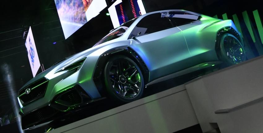 Tokyo 2017: Subaru Viziv – WRX generasi seterusnya? Image #728217