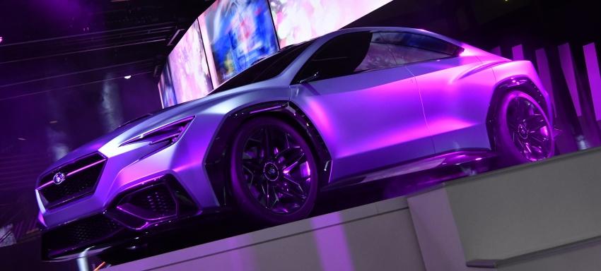Tokyo 2017: Subaru Viziv Performance – next WRX? Image #728025