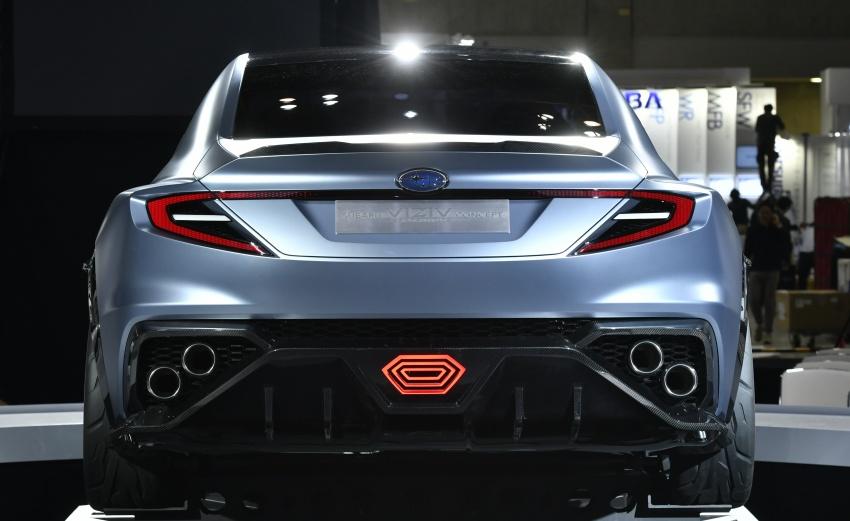 Tokyo 2017: Subaru Viziv Performance – next WRX? Image #728029