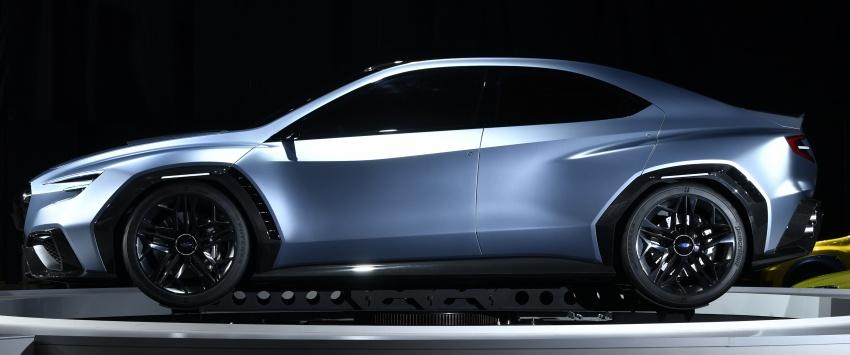 Tokyo 2017: Subaru Viziv – WRX generasi seterusnya? Image #728228