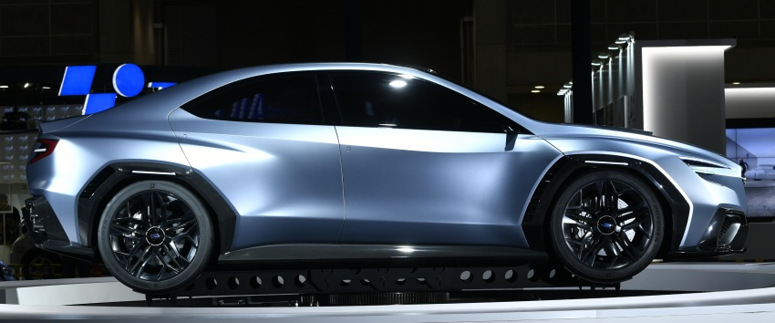 Tokyo 2017: Subaru Viziv Performance – next WRX? Image #728033