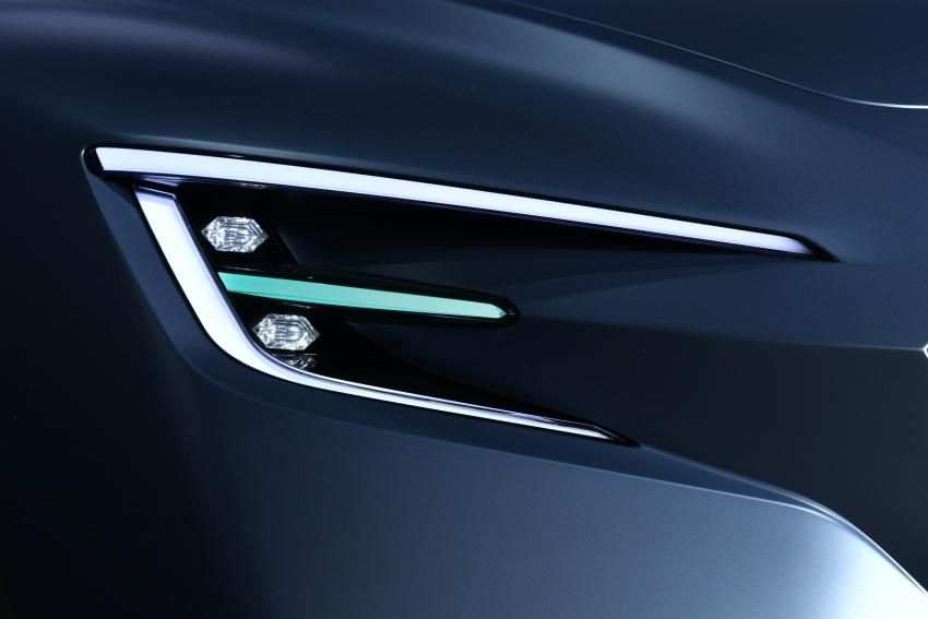 Tokyo 2017: Subaru Viziv – WRX generasi seterusnya? Image #728231