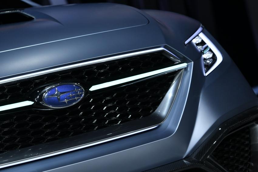 Tokyo 2017: Subaru Viziv – WRX generasi seterusnya? Image #728232