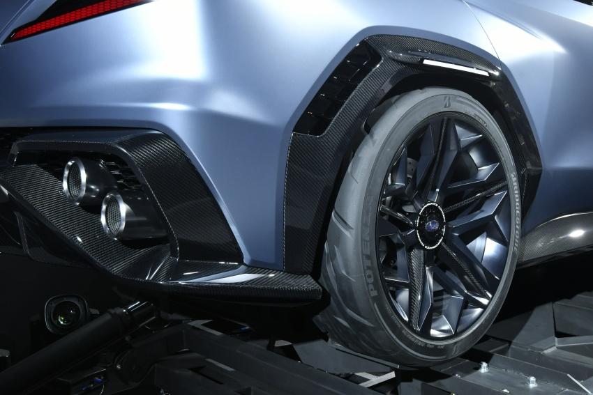 Tokyo 2017: Subaru Viziv Performance – next WRX? Image #728038