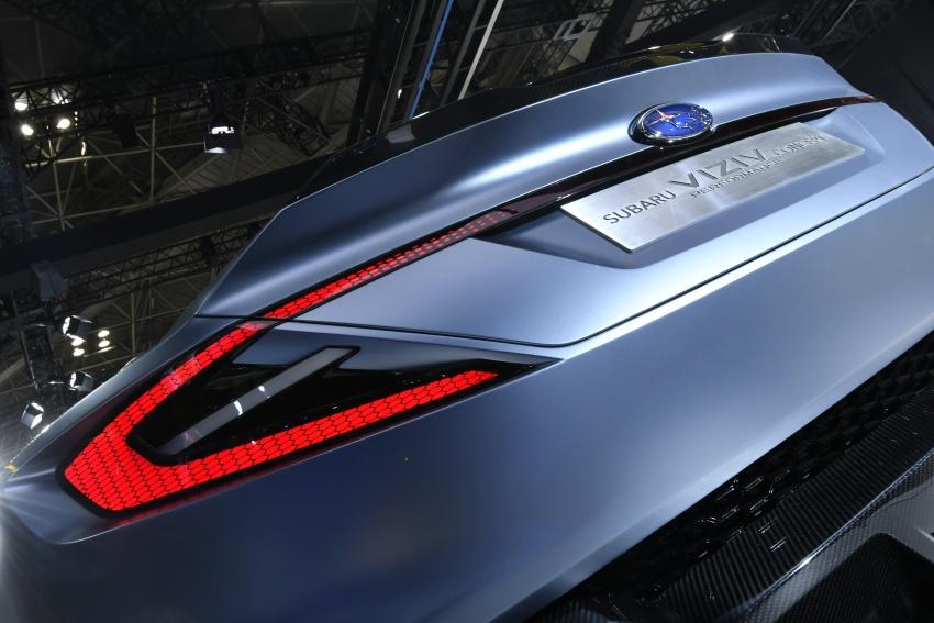 Tokyo 2017: Subaru Viziv – WRX generasi seterusnya? Image #728236