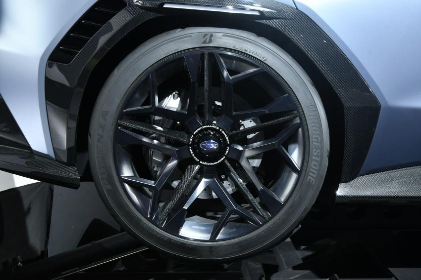 Tokyo 2017: Subaru Viziv Performance – next WRX? Image #728044
