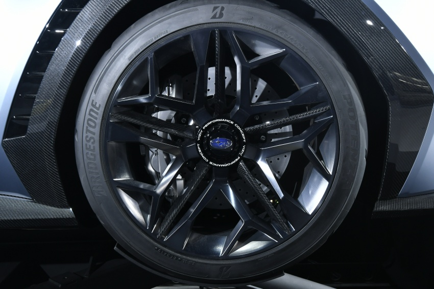 Tokyo 2017: Subaru Viziv – WRX generasi seterusnya? Image #728239