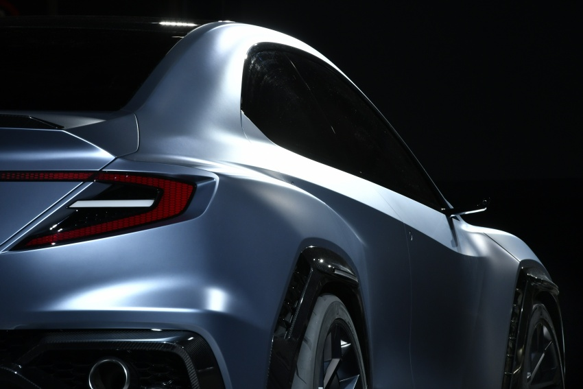 Tokyo 2017: Subaru Viziv Performance – next WRX? Image #728047