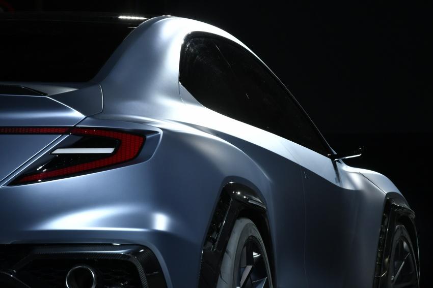 Tokyo 2017: Subaru Viziv – WRX generasi seterusnya? Image #728240