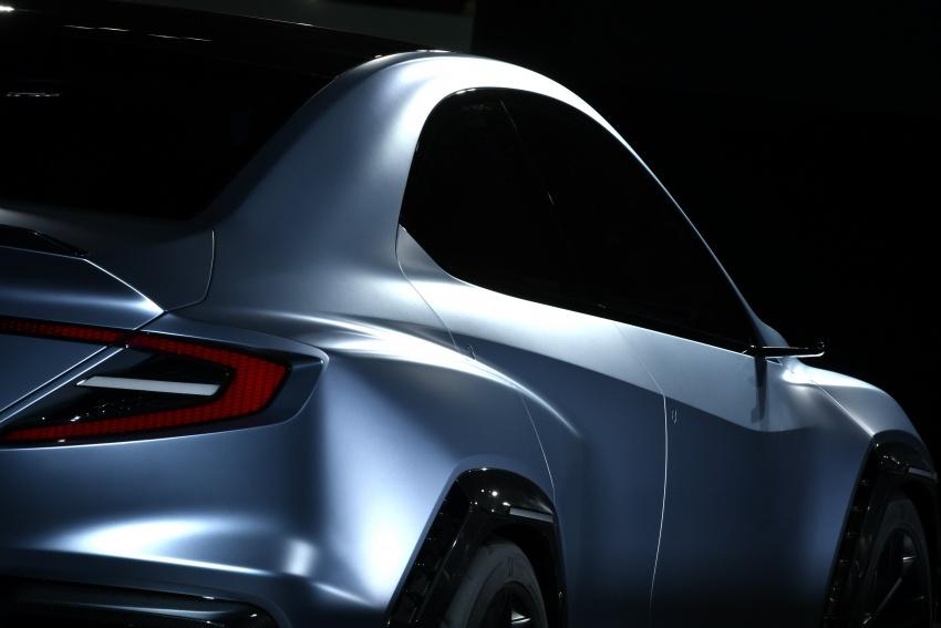 Tokyo 2017: Subaru Viziv – WRX generasi seterusnya? Image #728241