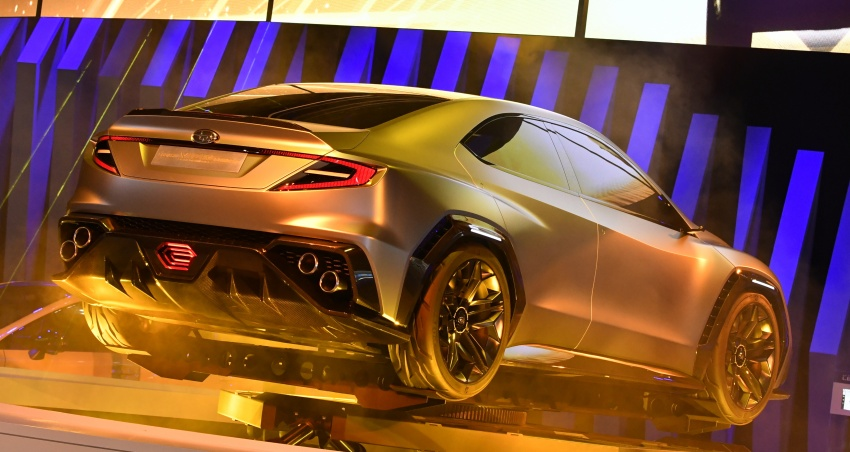Tokyo 2017: Subaru Viziv Performance – next WRX? Image #728053