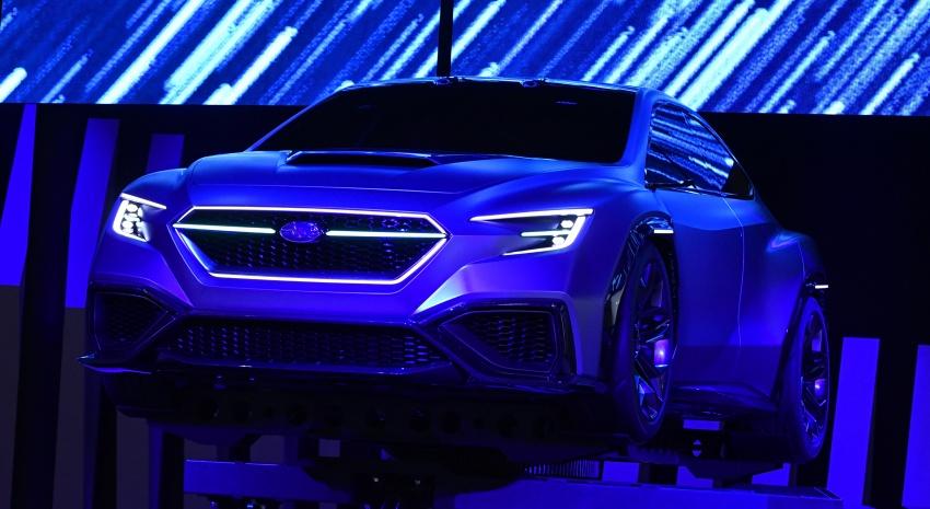 Tokyo 2017: Subaru Viziv Performance – next WRX? Image #728056