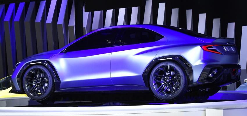 Tokyo 2017: Subaru Viziv Performance – next WRX? Image #728057