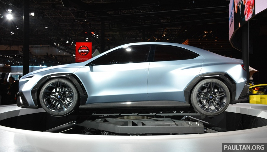 Tokyo 2017: Subaru Viziv Performance – next WRX? Image #728356