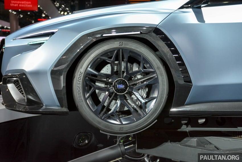 Tokyo 2017: Subaru Viziv – WRX generasi seterusnya? Image #728387