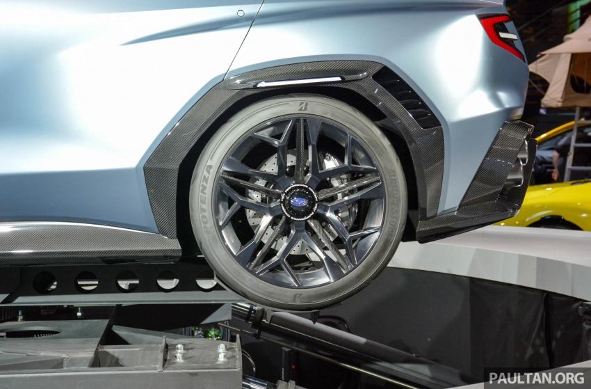 Tokyo 2017: Subaru Viziv – WRX generasi seterusnya? Image #728388