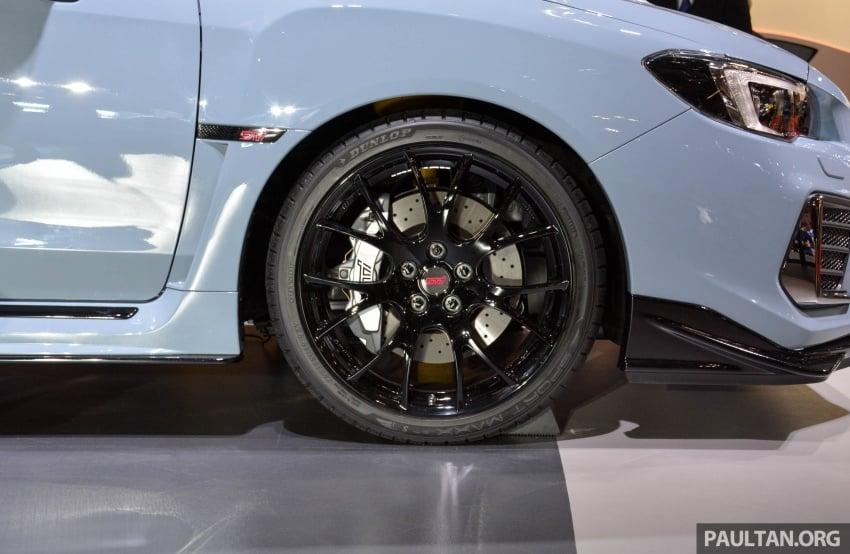 Tokyo 2017: Subaru WRX STI S208  – 329 PS, 432 Nm Image #728442