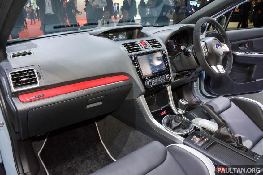 Tokyo 2017: Subaru WRX STI S208  – 329 PS, 432 Nm Image #728446